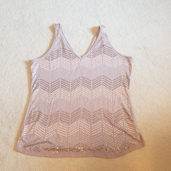 Maurices Tops - Maurices sequence tank